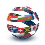 world_flags_sphere